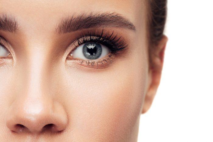 Augenkosmetik bei nohel - der Schönheitssalon in Linz.