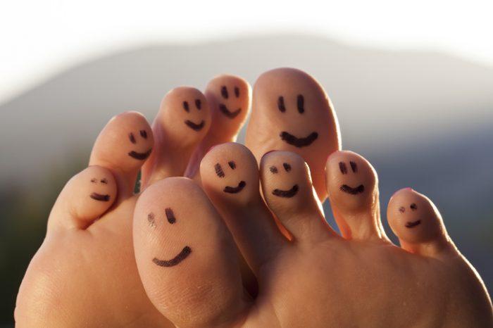 Fußpflege go soft bei nohel - der Schönheitssalon in Linz.
