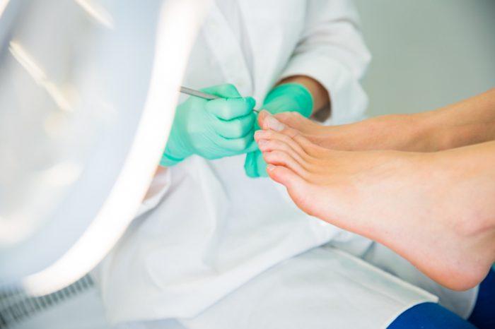 Fußpflege classic bei nohel - der Schönheitssalon in Linz.